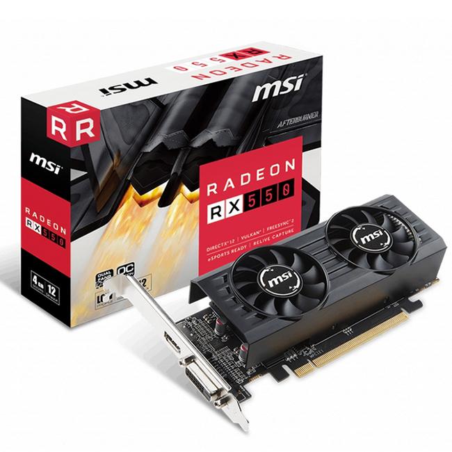 Radeon RX550